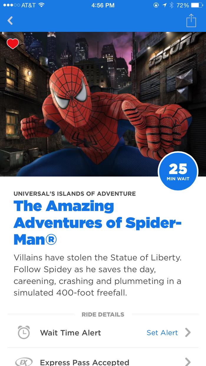 Universal Orlando® Screenshot
