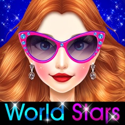 World Stars Hairstyles DressUp