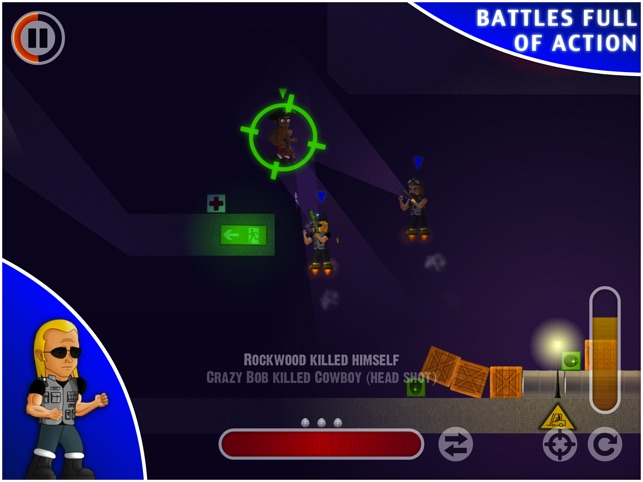 Mini Wars Screenshot