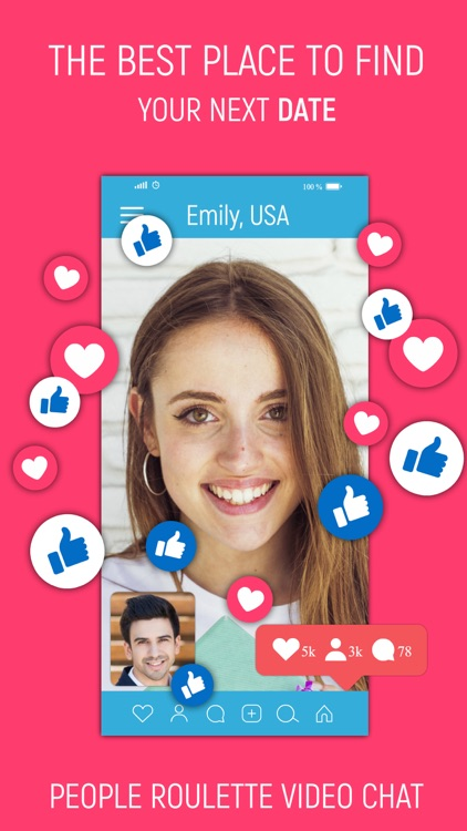 Chat usa video Chat