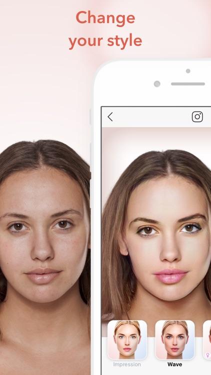 FaceApp: Neural Face Transformations screenshot-4
