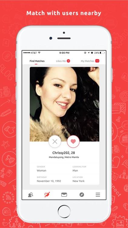 Mingle2 Online Dating Chat App screenshot-3