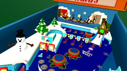 Pinball Xmas 3D screenshot 4