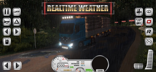 Euro Truck Evolution Sim On The App Store