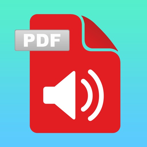 PDF Text to Speech eBook Aloud