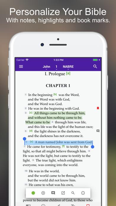 カトリックの聖書ライトのおすすめ画像1
