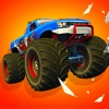 Monster Truck Crush Kings