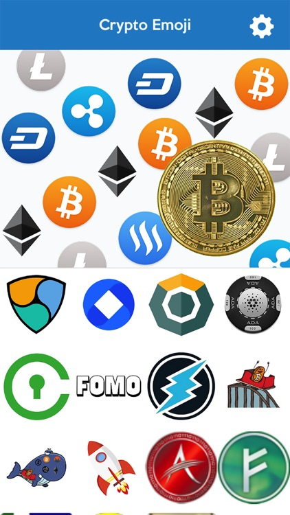Crypto Emoji screenshot-0