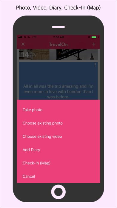 TravelOn Pro - Travel Diaryのおすすめ画像3