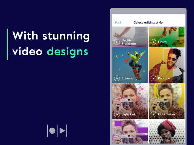 Magisto - Video Editor & Maker Screenshot