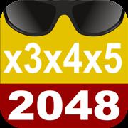 2048 3x3 4x4 5x5 - 经典 + 暗棋版