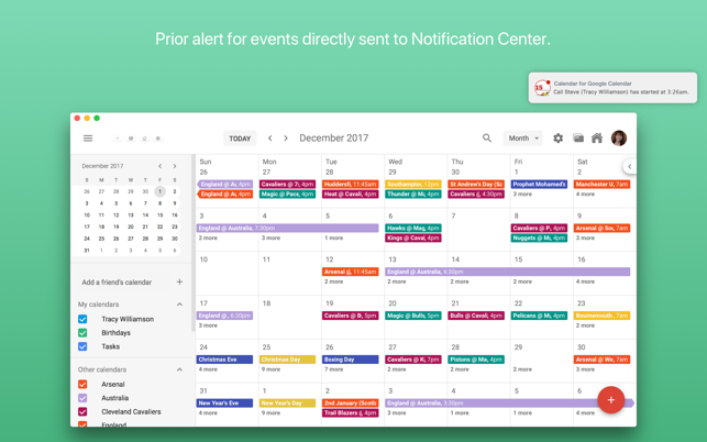 ‎CalendarApp on the Mac App Store