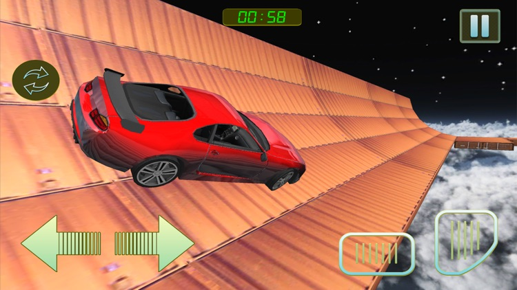 3D Impossible Track Driving screenshot-4