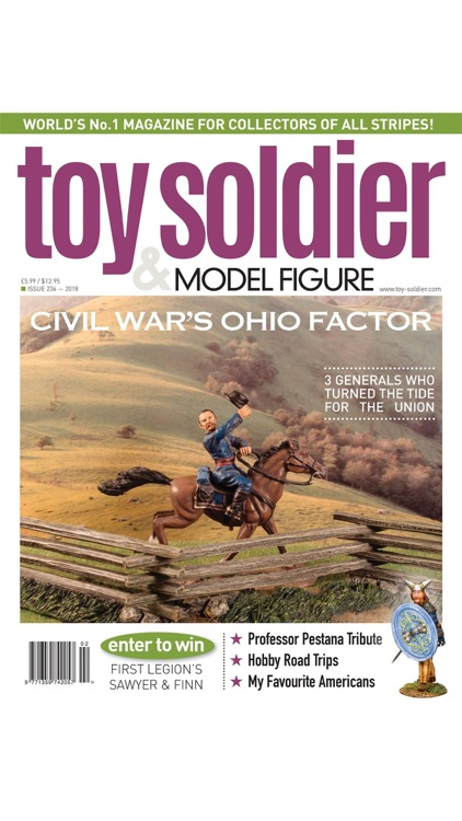 Toy Soldier and Model Figure