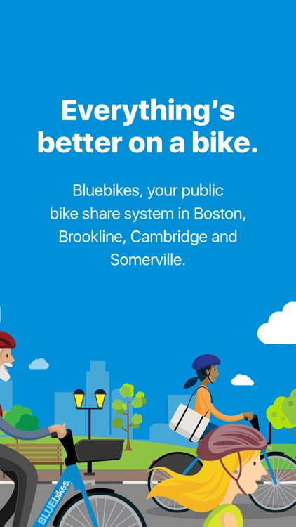 Bluebikes screenshot-0