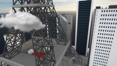 Screenshot #9 for Stickman Base Jumper 2