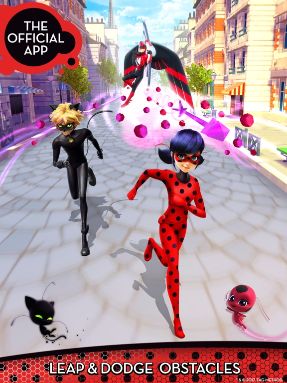 Miraculous Ladybug & Cat Noir screenshot 6