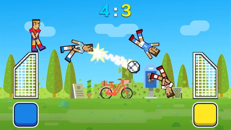 Happy Soccer Physics screenshot-0