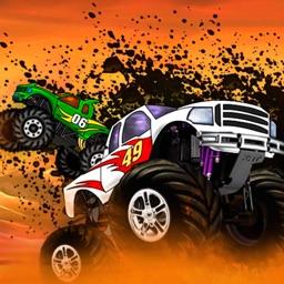 Hill Racing Car