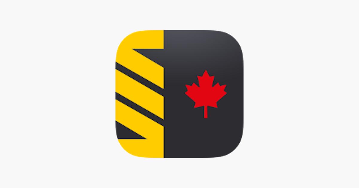 via rail on the app store