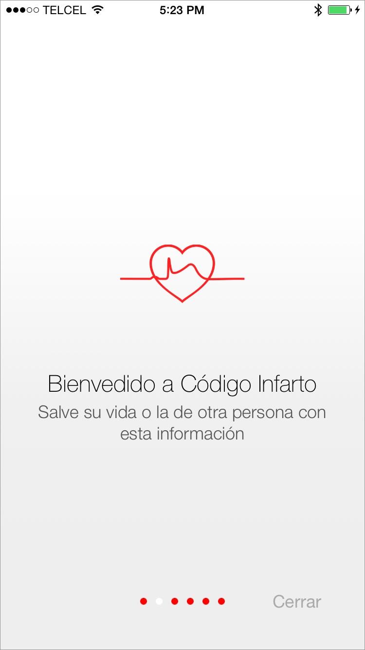 Código Infarto Screenshot