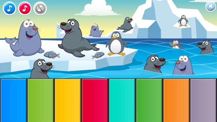 Piano Baby Games for Girls & Boys one year olds screenshot-4