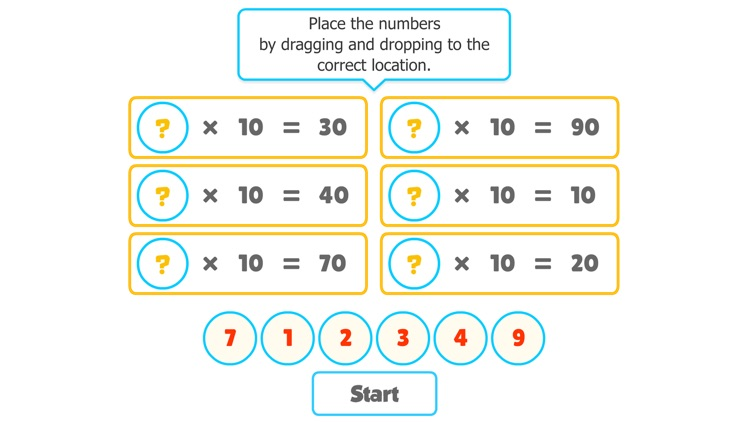 Quickly Master Times Tables
