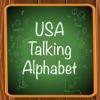 USA Talking Alphabet