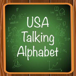 USA Talking Alphabet