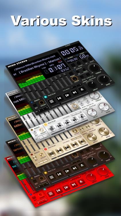HighStereo : MP3 Music Player screenshot-5