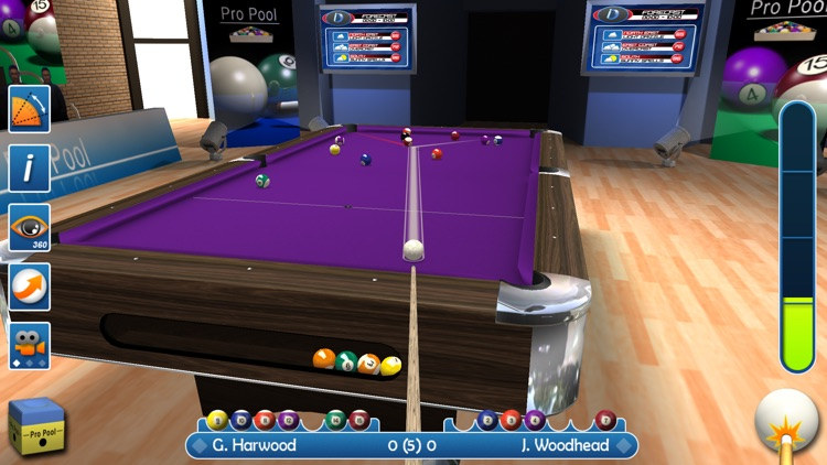 Pro Pool 2018 screenshot-4