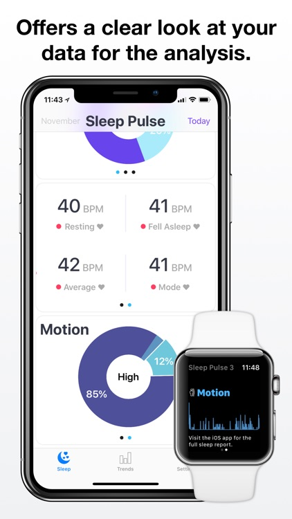 Sleep Pulse 3 Motion screenshot-3