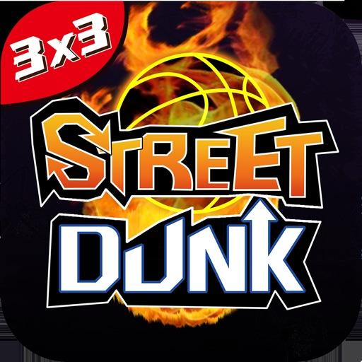 Street Dunk 3x3 Basketball