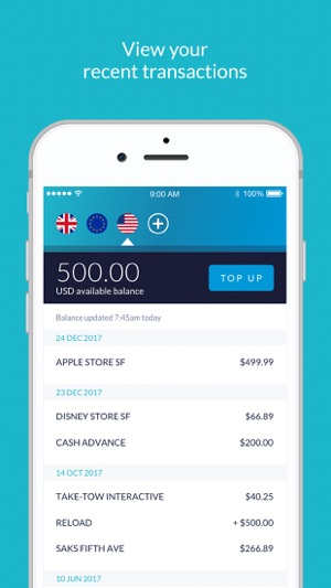 Travelex Money On The App Store