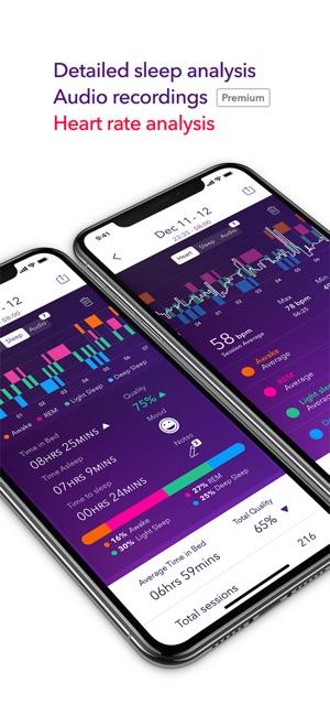 Pillow: Smart sleep tracking Screenshot