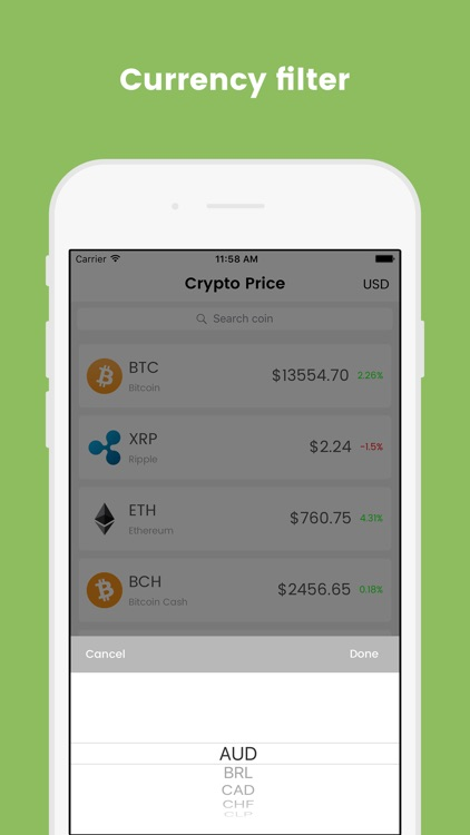 Crypto Price screenshot-4