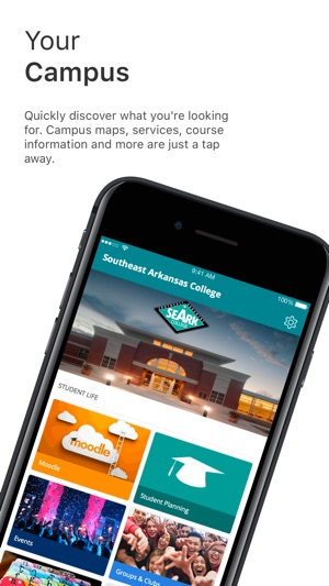 Southeast Arkansas College on the App Store