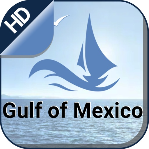 Gulf of Mexico Fishing Charts