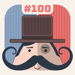 Mr. Mustachio : #100 Rounds
