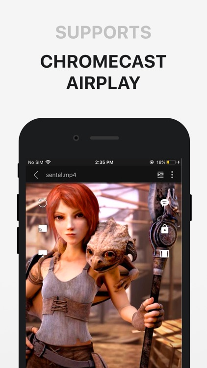 PlayerXtreme Media Player screenshot-2