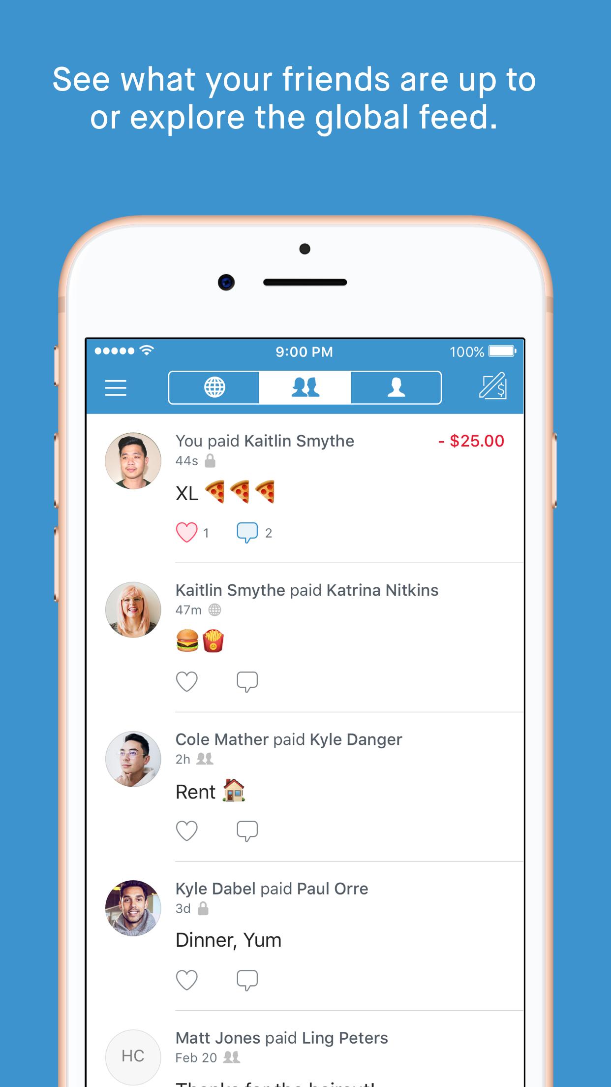 Venmo: Send & Receive Money Screenshot
