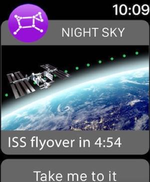 night sky をapp storeで