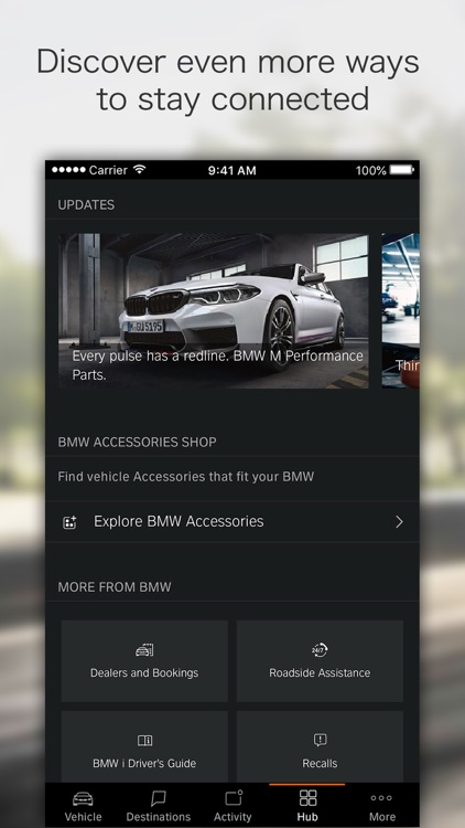 BMW Connected screenshot-4