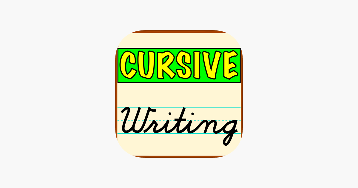 Cursive writing on the app store cursive writing on the app store ibookread PDF