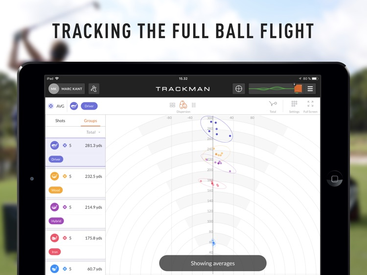 TrackMan Go screenshot-0