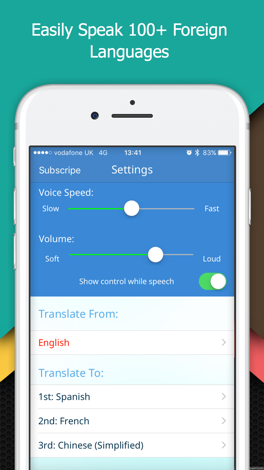 how to say in voice to text iphone