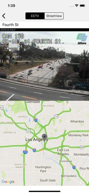 California Traffic Cameras on the App Store