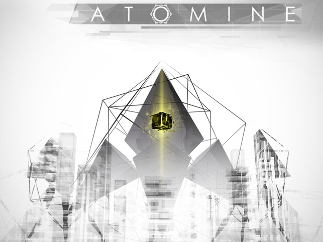 ‎ATOMINE Screenshot