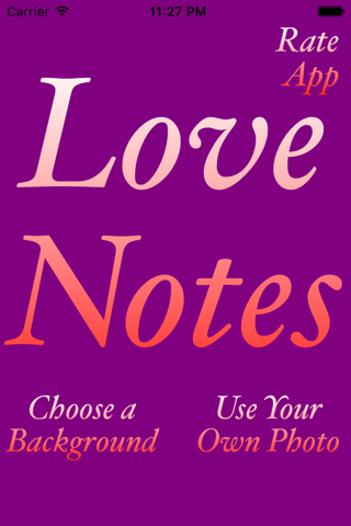 Hand Written Love Notes - náhled