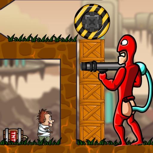 Zombie Poopman Bazooka